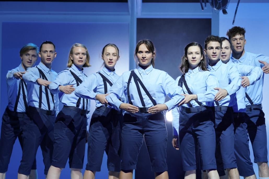 Landestheater Linz - THE WAVE - Credits - Reinhard Winkler