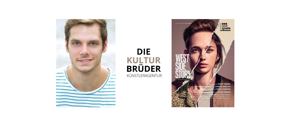 Fin Holzwart - West Side Story - Credits: Juliane Bischoff / Seefestspiele Mörbisch - Kultur-Betriebe Burgenland GmbH