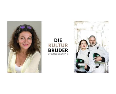 Viktoria Schubert, Pia Baresch, Adi Hirschal - Credits: Viktoria Schubert und Sabine Hauswirth