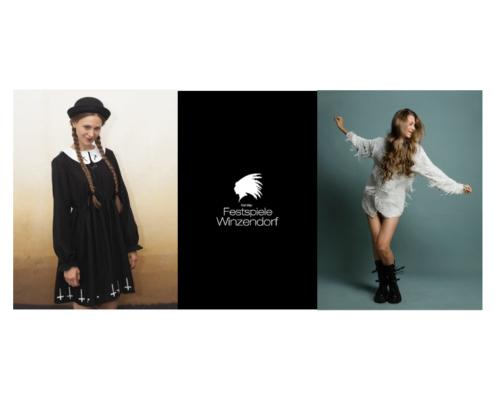 Amelie Polak - Festspiele Winzendorf - Credits: Regina Courtier und Andrea Peller